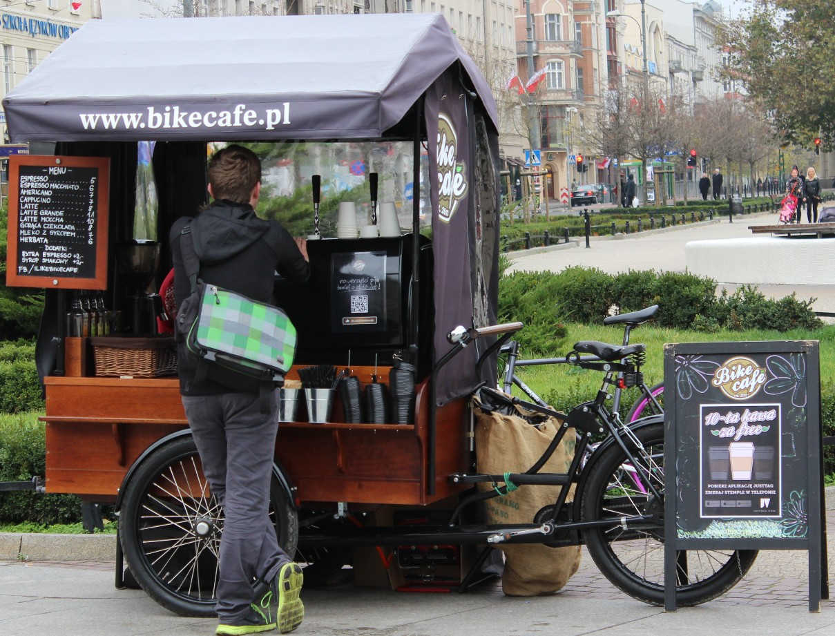 Bike Cafe Poznań