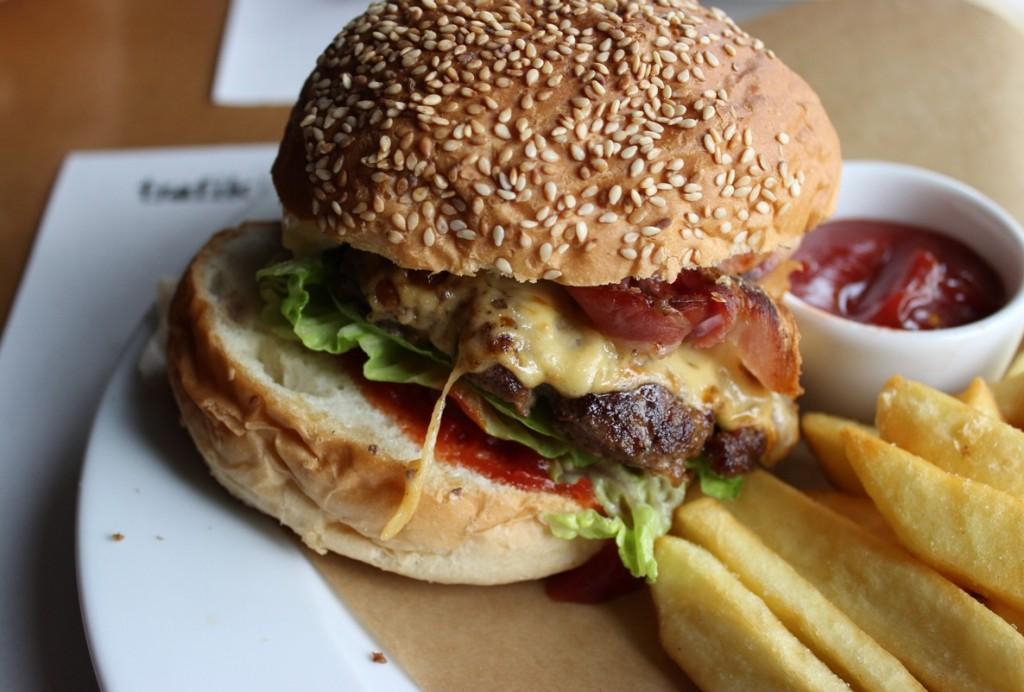 burger trafik - trafik gdynia